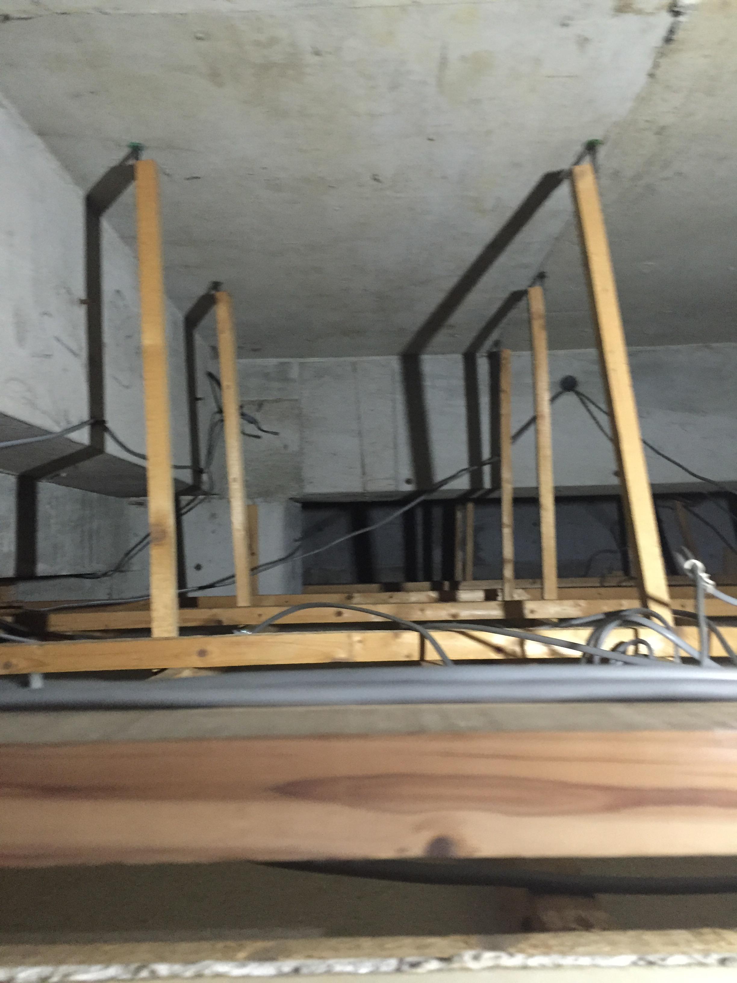 RC造の天井裏をのぞいてみました。 | e005@OKUTA |リフォーム ...