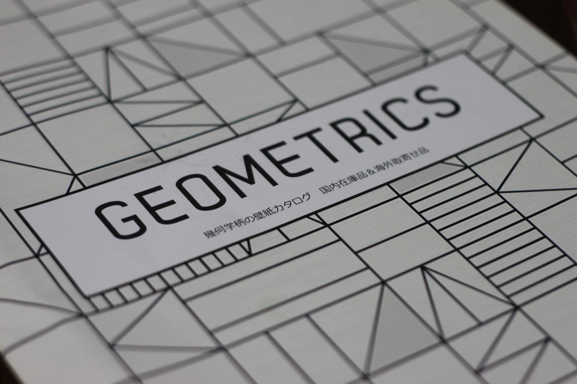 """2017年は、""""GEOMETRIC(幾何学柄)""""が流行る?!らしいのです・・・。"""