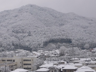雪の小川町20180116-1