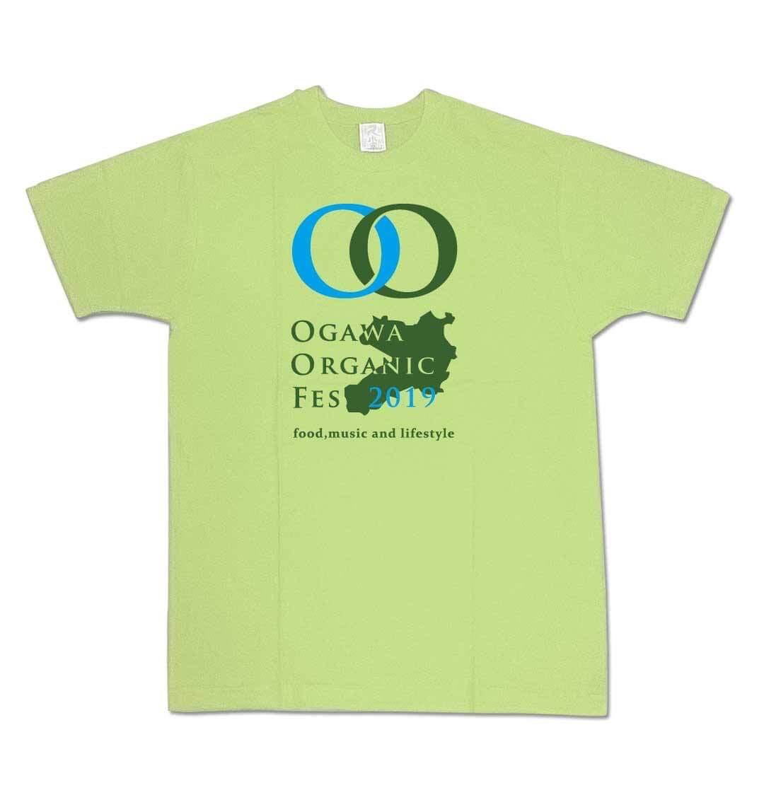 Fes19協賛Tシャツ表面決定