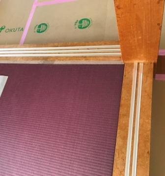 戸襖の交換により、お家の奥まで光が入りました。