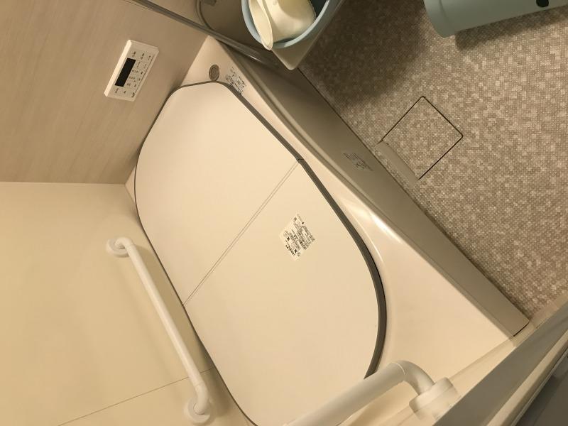 戸建ての浴室工事