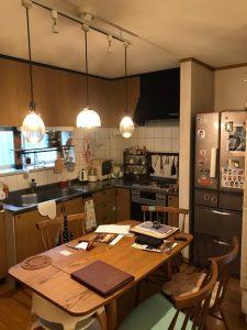 戸建てキッチン改装工事