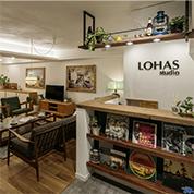 LOHAS studio松戸店