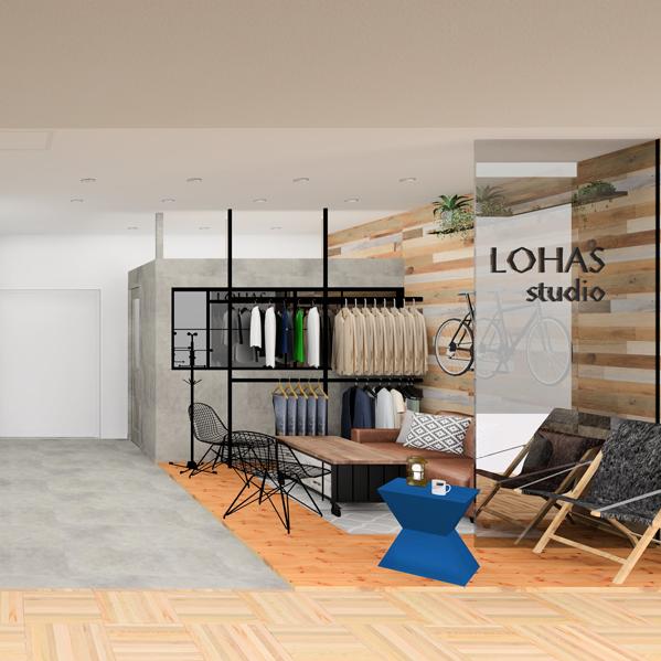 LOHAS studio調布PARCO店