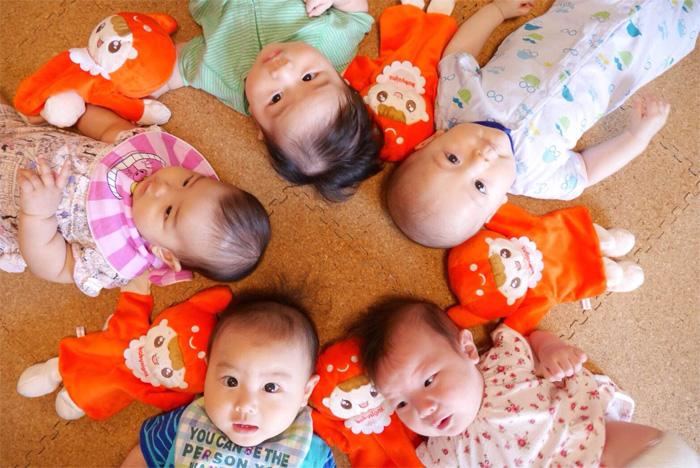 【練馬】赤ちゃんとの♪触れ合い・見つめ合い・語り合い♪を大切にするベビーサイン教室(ワークショップ)