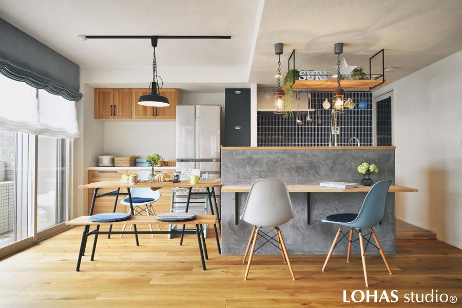 シンプルデザイン -飽きのこない上質な住まい-(マンション)