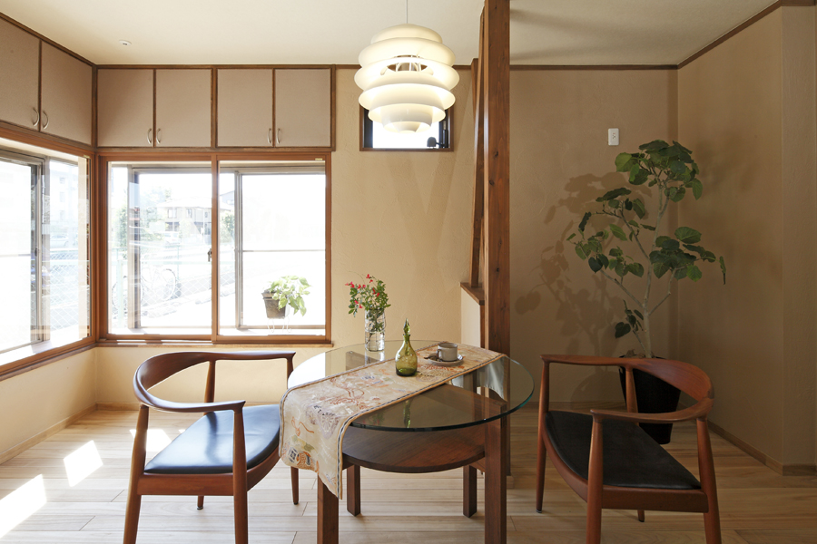 「支え合う」2世帯住宅計画(一戸建て)