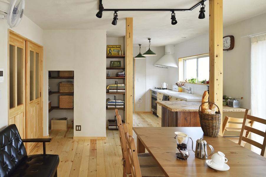 FLAT HOUSE LIFE -想い出を未来へ-(一戸建て)