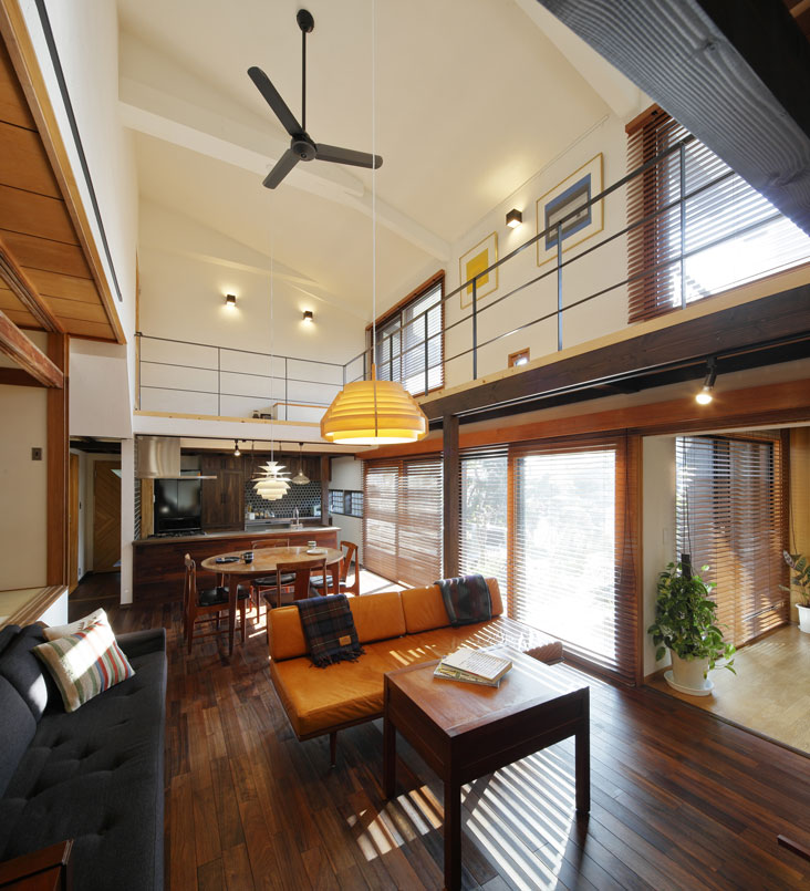 築50年 木造の家 -新しい家族が住み継ぐリノベーション-(一戸建て)