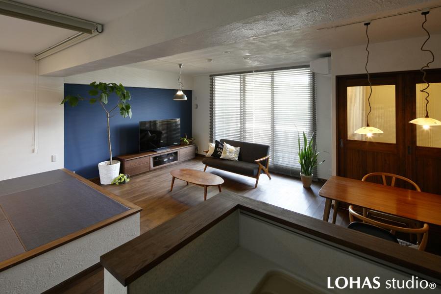 同じマンション内を住み替えるリノベーション -今度は持ちたい趣味の部屋!-(マンション)