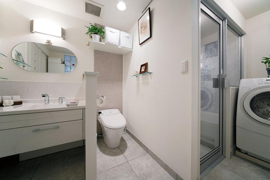 トイレ・洗面・浴室。