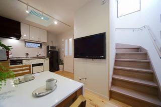 7坪長屋の再生-知力の結晶による長期優良住宅-(戸建)