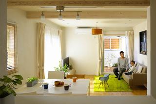 一緒に暮らそう!--2世帯住宅の心地よい距離を求めて