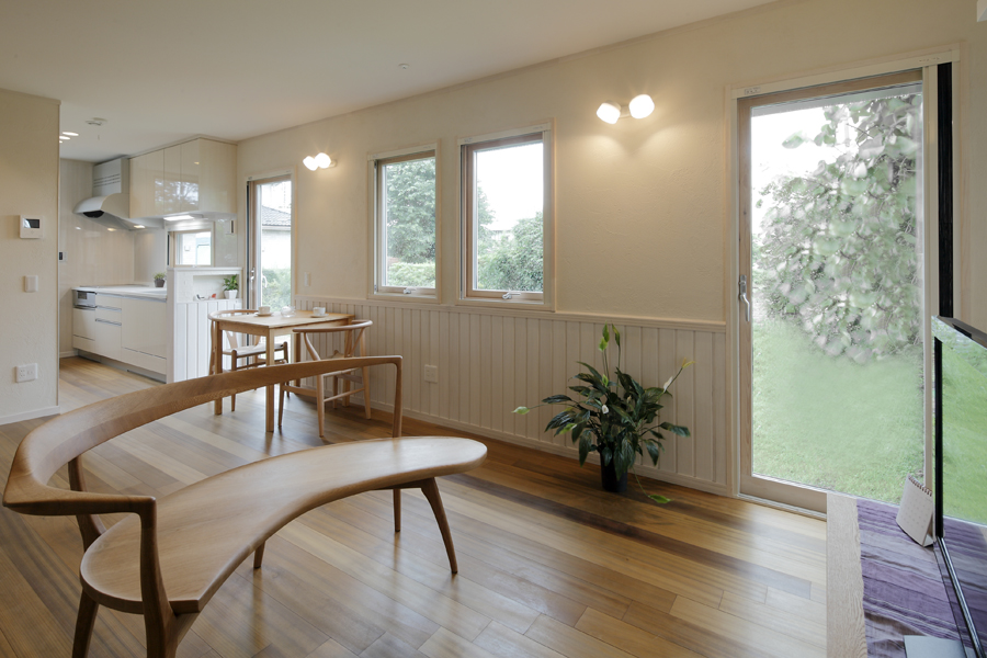 「太陽と共に暮らす家」 casa sole(新築一戸建て)