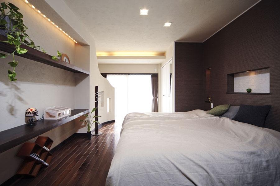 寝室はラグジュアリーホテル!(一戸建て)