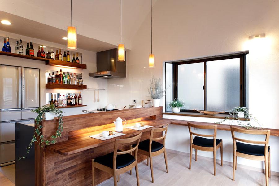キッチン 北欧家具 キッチン : リフォームで大改造 ...