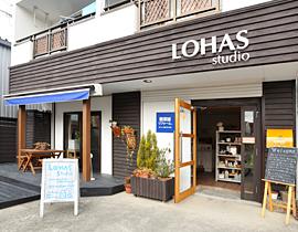 LOHAS studio川口店外観