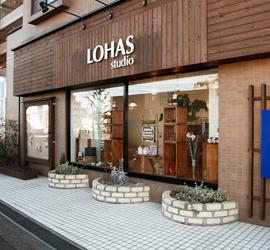 LOHAS studio所沢外観