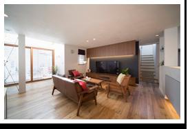 No.0390 「人と空間」 快適性能でつなぐpassivhaus(一戸建て)