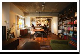 No.0400「中古購入+リフォーム」で、こだわりの場所に、好みの間取り&デザインの家を実現 (マンション)  画像