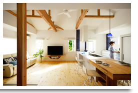 No.0402 新築のような再生。ふたりが心から安らぐ家。(一戸建て) 画像