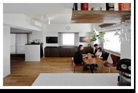 No.0428 潮騒ささやく爽やかな佇まいの家 -中古購入とリフォームを同時進行 画像