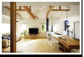 No.0402 新築のような再生。ふたりが心から安らぐ家 画像