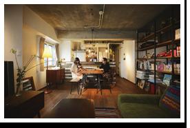 「中古購入+リフォーム」で、こだわりの場所に、好みの間取り&デザインの家を実現  画像